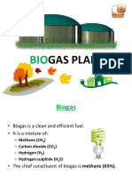 Biogas .PPT