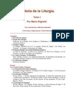 Righetti, Mario - Historia de la Liturgia 1.doc