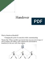 GSM handover.odp