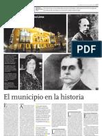 El Municipio en La Historia