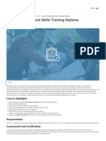 Project Management Skills Training Diploma Visio Learning