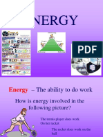 Energy Types Powerpoint 2013