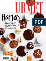 Gourmet Traveller, AU 2016-05 New Look Cookies & Biscuits