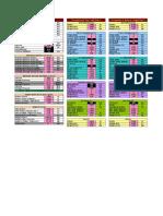 Pressure Vessel Design Excel Sheet