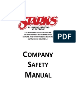 Health & Safety Manual