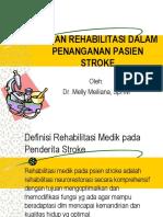 Peran Rehabilitasi Medik Pada Stroke