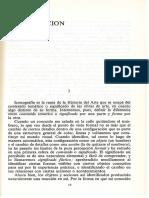 Panofsky, Erwin Introducción en Panofsky, Erwin- Estudios Sobre Iconología