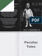 Peculiar Tales by Marlk Elsdon