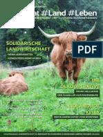 #Heimat #Land #Leben Ausgabe 1 - Mit gutem Gewissen genießen