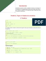 Tp Python m1