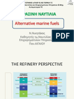 Alternative Marine Fuels