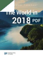 2018 Forecast PDF