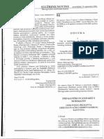 Pedagoški Standard i Normativ Osnovnog Školstva u Hnk-00da533