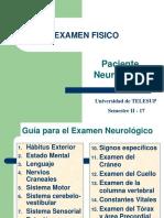 Examen Fisico Neurologico1
