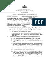 KPBR Regularization Order