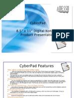 Adesso CyberPad Presentation