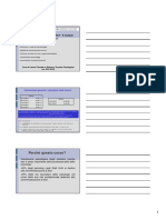 Diapositive Usate a Lezione Ed Esercizi