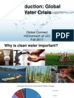 06 Water a Global Crisis