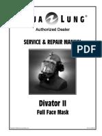 Divator Service Manual