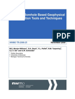 Monier-Williams et al., 2009. Review of Borehole Based Geophysical Site Evaluation Tools and Techniques
