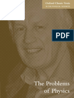 5416833 the Problem of Physic