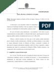 Nota Técnica da PFDC e da Câmara Criminal do MPF