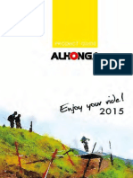 Catalog Alhonga 2015