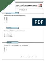 LISTA DE EXERCICIOS - DIVISIBILIDADE.pdf