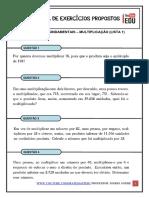 LISTA DE EXERCICIOS - MULTIPLICAÇÃO - LISTA 1.pdf