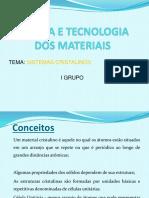 Sistemas cristalinos. presentação CTM1.pptx
