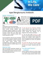 Artikel Antibiotik