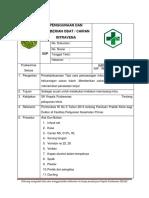 7.6.3 Tentang Pemasangan Infus Intravena