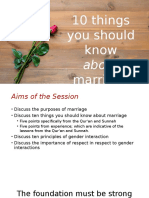 10 Things You Should Know About Marriage by Alima Ashfaq