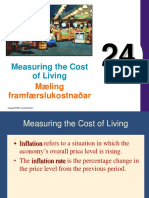 Ch24 Measuring Cost of Living