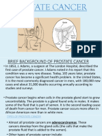 Prostate Cancer Ppt