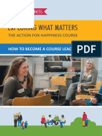 Action for Happiness Course