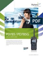 PD 785G Portble Radio