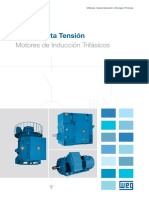 Motores Induccion Trifasico MT-At 4-467