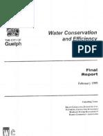 Handbook - Water Efficiency Info