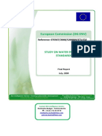 Handbook - Water Efficiency Standards Study 2009