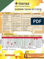 Kalender Akademik ITENAS 2017/2018