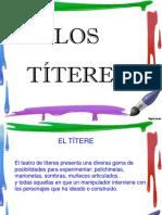 diapositivas titeres