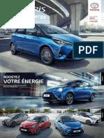 Brochure Yaris