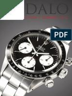 Leilão de Relógios Dezembro 2010