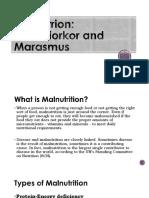 Malnutrion