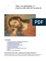 La Cardiomorfosis y su simbología- el hypogrammon barroco del culto al Corazón de Jesús