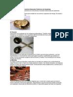 Instrumentos Musicales Folklóricos de Guatemala