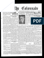 The Colonnade - April 6, 1931