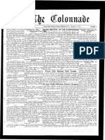 The Colonnade - December 7, 1931
