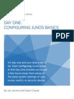 JUNOS Fundamentals - Configuring Basics